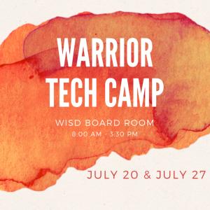 Warrior Tech Camp (1)